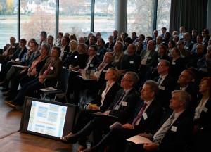Plenum im Rheinsaal der Rhein-Mosel-Halle