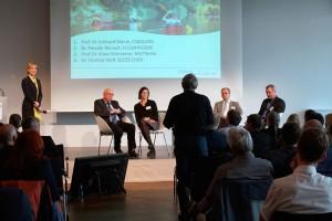 Fragen und Diskussionen zu den Vorträgen der Verbundprojekte