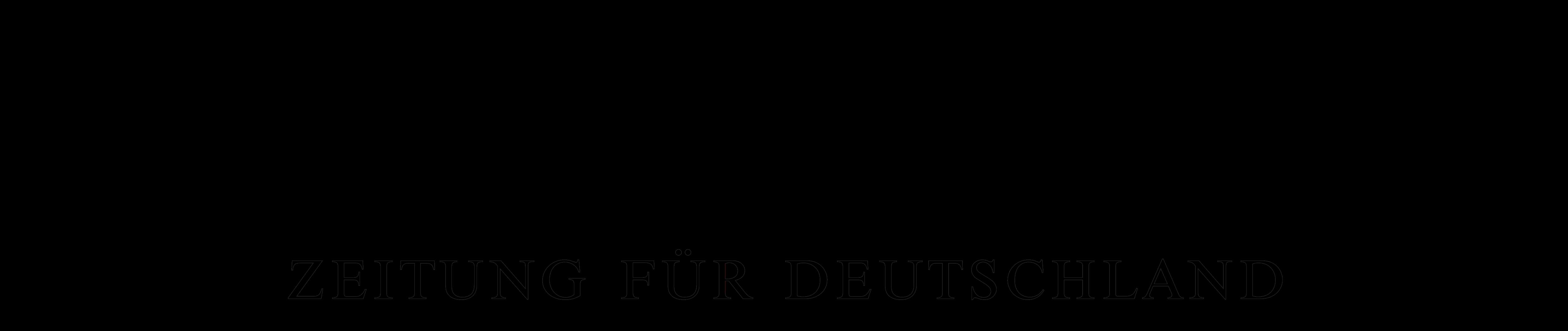 FAZ_Frankfurter_Allgemeine_Zeitung_logo