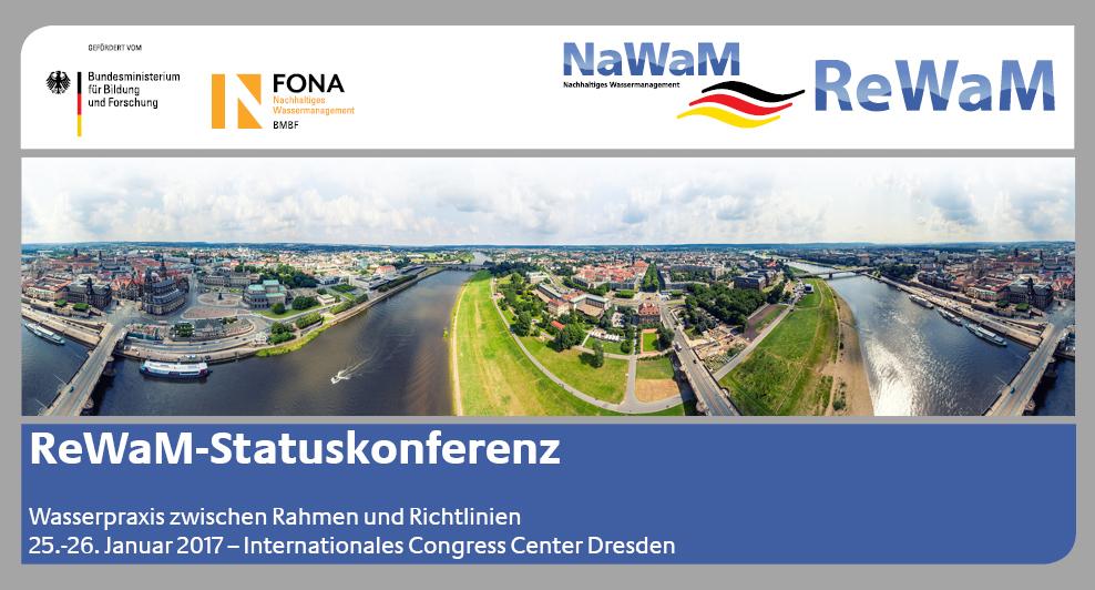 ReWaM-Statuskonferenz 2017