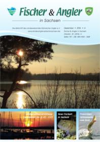 Fischer und Angler in Sachsen