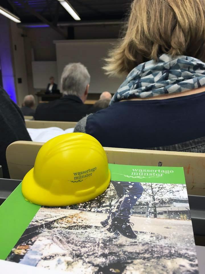 Wassertage Münster WaSiG Plenum