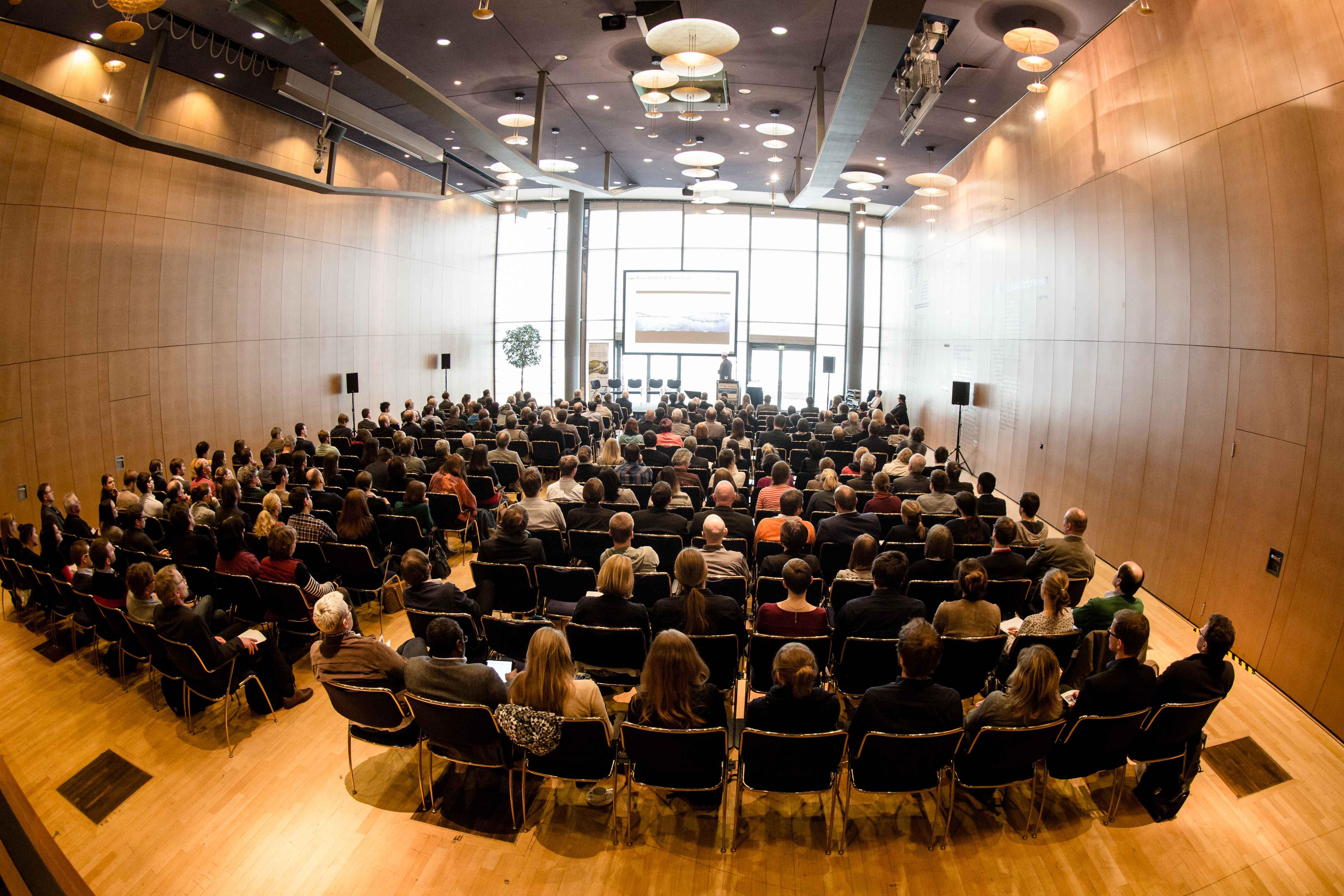 ReWaM Statuskonferenz Dresden Plenum