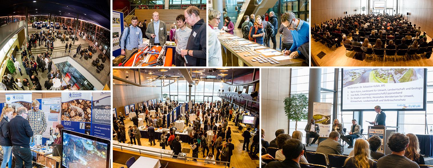 Rückblick: ReWaM-Statuskonferenz 2017