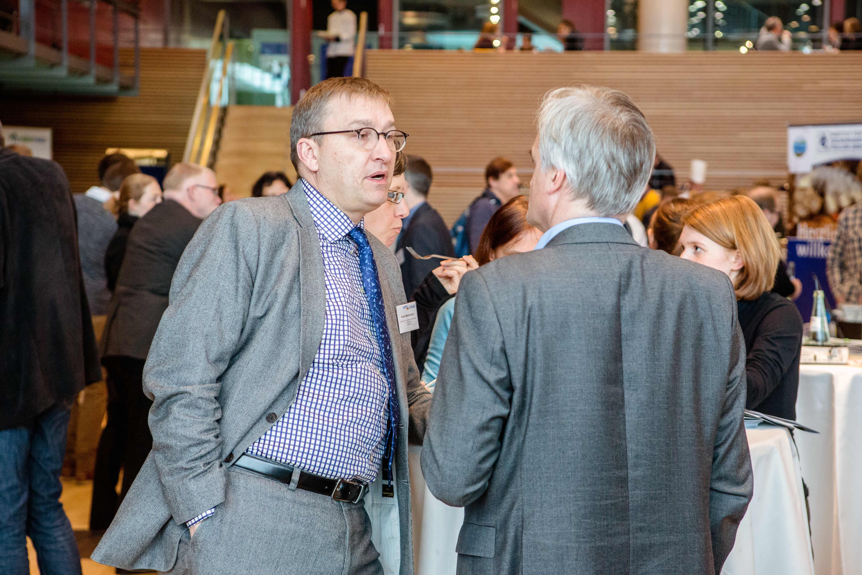 Dr. André Weidenhaupt ReWaMnet RedeFluss Diskussion