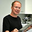Dr. Martin Wessels, Institut für Seeforschung in Langenargen