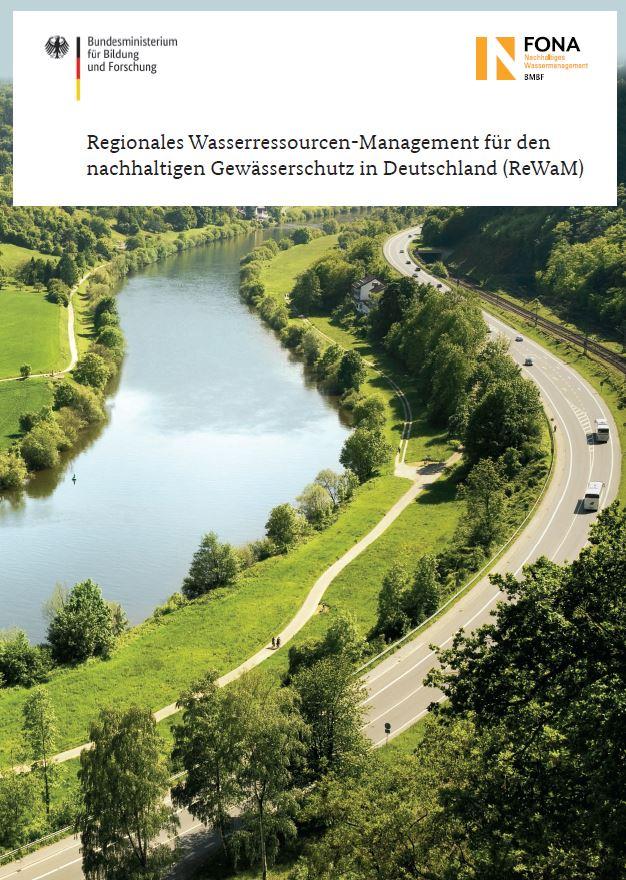 Cover ReWaM-Projektblätter