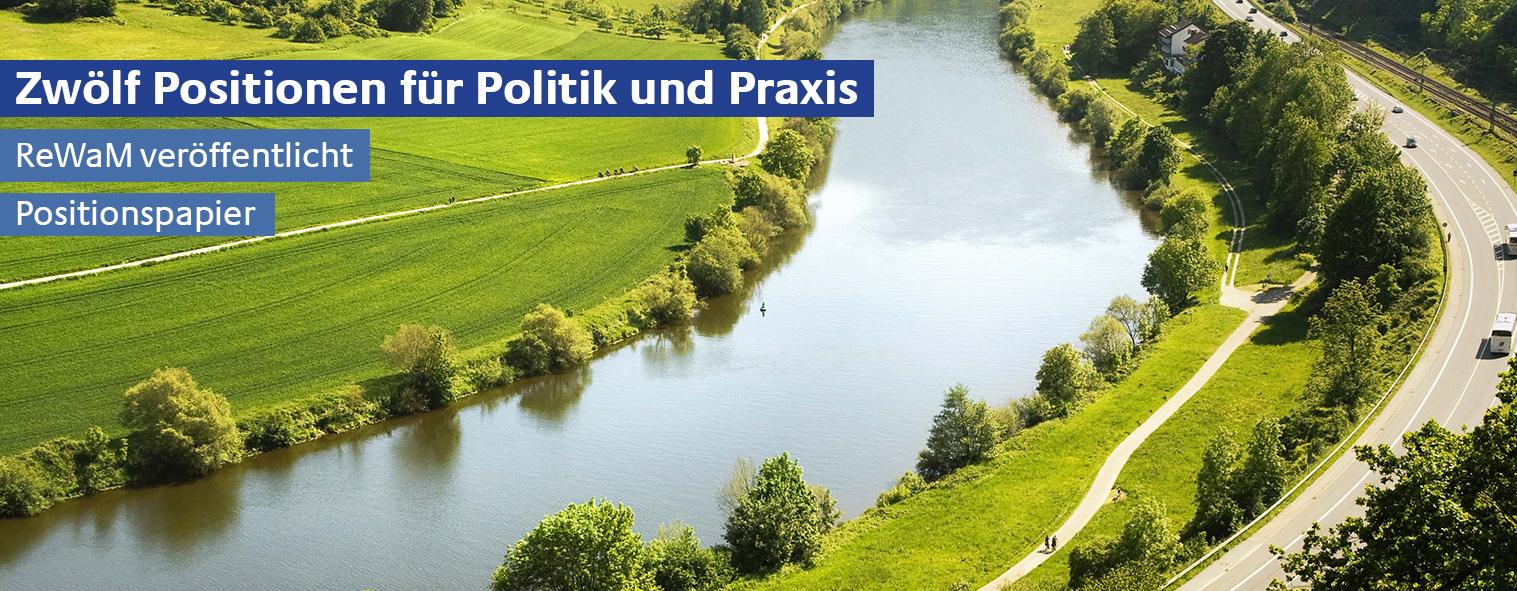 Neue Wege im Gewässerschutz