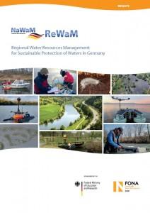 Titelseite englischsprachige ReWaM-Ergebnisbroschüre