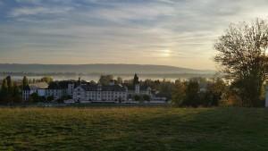 Veranstaltungsort war das Kloster Hegne am Bodensee.