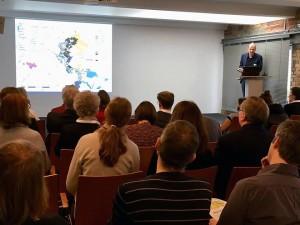 Vortrag von Helmuth Fischer, BfG, zur immissionsseitigen Bewertung von Maßnahmen zur Verbesserung der hygienischen Wasserqualität