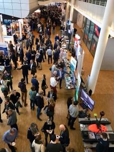 Mehr als 400 Fachleute trafen sich in diesem Jahr beim Branchentreff IWASA