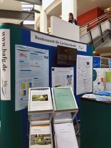 In dem Projekt FLUSSHYGIENE engagierte sich neben vielen Partnern auch die Bundesanstalt für Gewässerkunde (BfG)