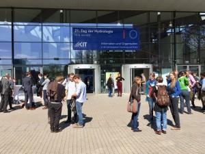 Der TdH 2019 fand auf dem Campus des KIT in Karlsruhe statt.